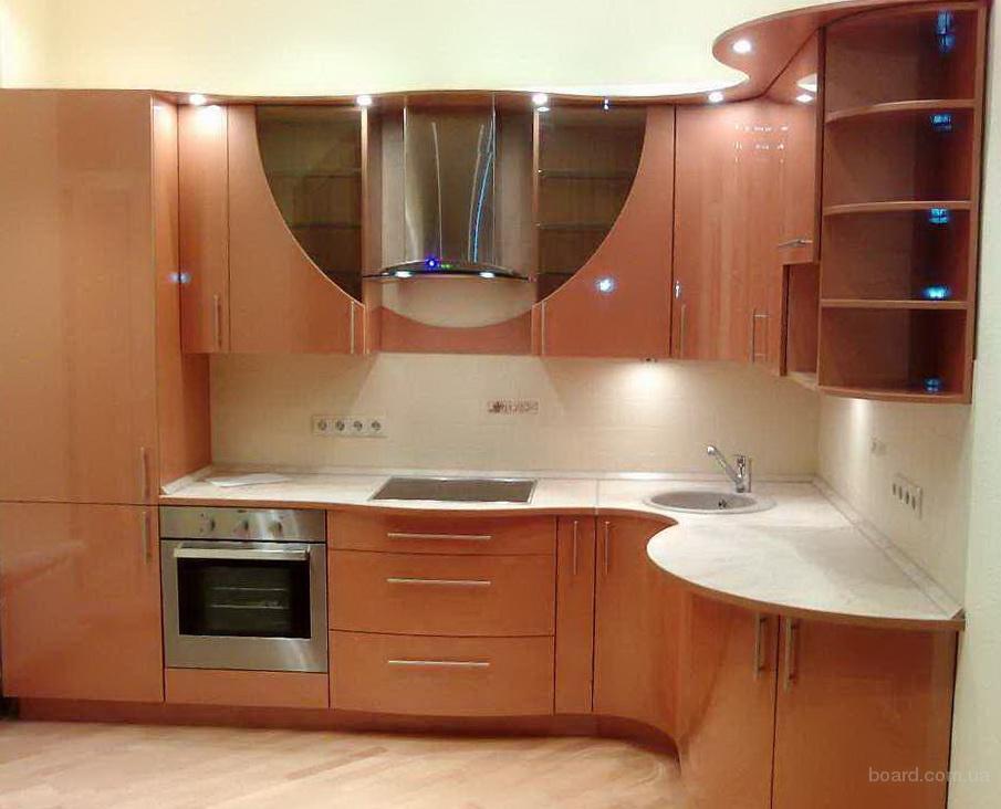 Обычная кухня дизайн